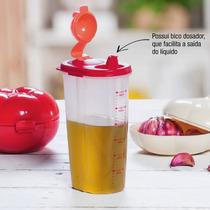 Quick Dispenser 600ml Vermelho Tupperware * Tapoer