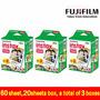 Rollo 60 Fotos Cámara Instax Mini 8 Fujifilm Polaroid Fuji