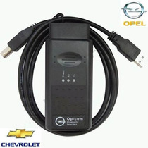 Opcom Scaner Escaner Opel Corsa Astra Meriva Captiva Montana