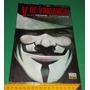 V De Vingança Alan Moore Capa Dura Português V For Vendetta