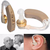 Kit Audífono Amplificador Sonido Ayuda Auditiva Real