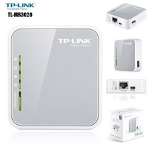 Router Tp-link Tl-mr3020 3g/4g Wireless N150 Portable
