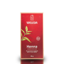 Tinta Para Cabelos Henna 60g Weleda