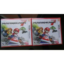Mario Kart 7 3ds Nuevo Sellado