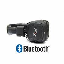 Fone De Ouvido Headphone Mp3 Microsd Knup Kp-356