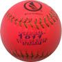 Pelota América 1011 De Softbol Microfibra Fiusha 11 Docena
