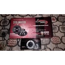 Combo Medios Lanzar Pro 8 Y Twister Bala Sm Audio 1