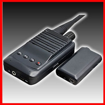 Microfono Espia Inalambrico Con Alcance De 500-1500mts Graba