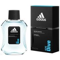 Perfume Adidas Ice Dive Eau De Toilette 100ml - Original