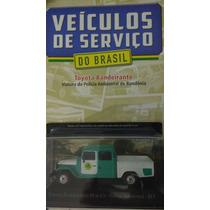Toyota Bandeirante/veículos De Serviço Do Brasil