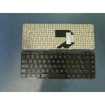 Teclado Hp G4-2000 Séries 673608-201 680555-201 Br C/moldura