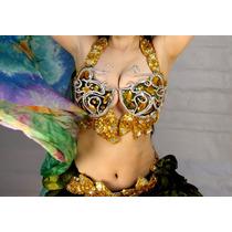 Roupa Luxo De Dança Do Ventre