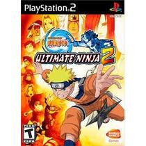 Patch Jogo Ps2 Naruto 2 Frete Grátis