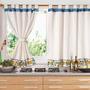 444--cortina De Cocina Linea Riga Nueva