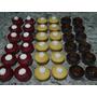 Cupcake - Ponques Rellenos Por Encargo