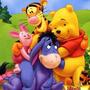 Kit De Festa Ursinho Pooh Aniversários + Desenha + Ref 003