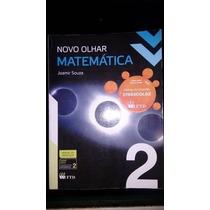 Livro Novo Olhar Matemática 2 Joamir Souza