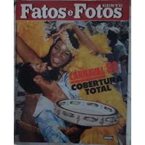 Revista - Fatos E Fotos Gente - Sebo Refugio Cultural