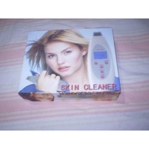 Skin Cleaner Limpiador Facial Peeling Ultrasonico