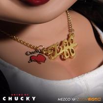 Muñeca De Tiffany Novia De Chucky De 15 Pulgadas De Mezco