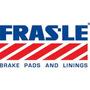 Pastilla De Freno Trasera Rouser Fras-le En Freeway Motos !!