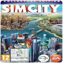 Simcity Online + 2 Itens Origin Envio Imediato! Pc Sim 2013