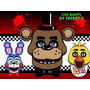 Kit Imprimible Candy Bar Five Nights At Freddy Cumples  2x1<br><strong class='ch-price reputation-tooltip-price'>$ 3.500</strong>