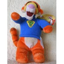 Tigger Peluche Original De Disney Store Tiger