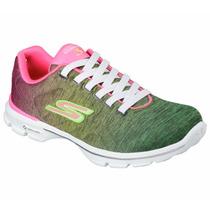 Zapatos Skechers Para Damas Cross Training 14031 - Pkgr