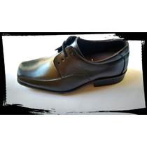 Sapato Masculino Social Infantil Couro Legitimo Confortável