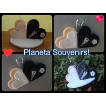 Souvenirs De Casamiento En Porcelana Fría! Personalizados!