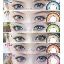 Pupilentes Natural Cala View Similar A Solotica.