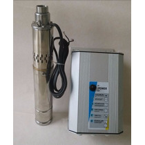 Bomba Solar Sumergible Mxrep4ps0-9 Incluye Envio.