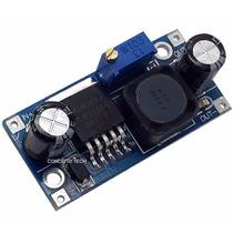 Fonte Dc Ajustável Regulador Tensão Lm2596 Step Down Arduino