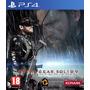 Metal Gear 5 The Phantom Pain Ps4