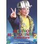 Dvd O Menino Maluquinho 2 A Aventura Original Lacrado - 1b6