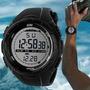 Reloj Skmei Mod # 1025 Cronografo Negro, Verde