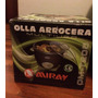Olla Arrocera 1.5 Lt Miray Color Negro Nueva Om-t205
