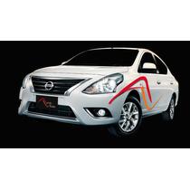 Nissan Versa 2015 Autopartes Refacciones Envio Gratis