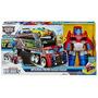 Transformers Rescue Bots Optimus Prime Camion De Rescate