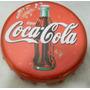 Enfeite De Parede Em Gesso Coca Cola