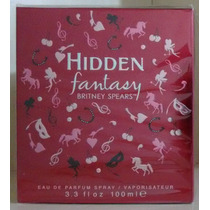 Perfume Hidden Fantasy Feminino Edp 100 Ml Britney Spears