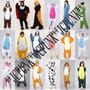 Unisex Adult Pajamas Kigurumi Cosplay Costume Anime Animal