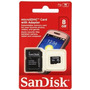 Memoria Micro Sd 8gb Sandisk Original Tablets Celulares