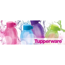 Botella Ecotwist 500ml Tupperware Original