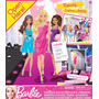 Barbie Fashion Activity Kit Juguete Para Niñas