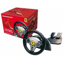 Volante Ferrari Gt Mini Para O Wii/ps3/ps2/pc/gc. Novo