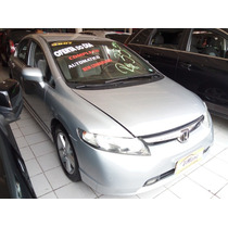 Civic 1.8 Lxs 16v 2007