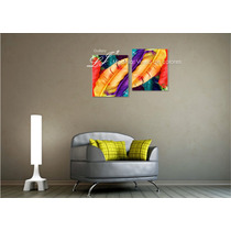 Cuadro Trendy - Decorativo Y Moderno - Colores