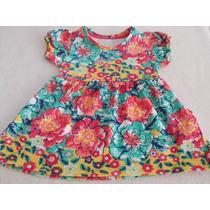 Vestido Floral Puc 1 Ano Muito Barato Melho Preço Garantido
